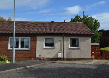 Thumbnail 3 bed semi-detached bungalow for sale in 19 Shellbridge Way, Ardrossan