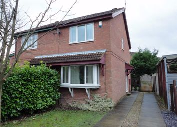 Thumbnail 2 bed semi-detached house to rent in 61, Acombwood Drive, Acomb Park, York