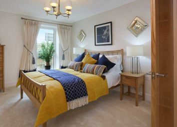 Thumbnail 2 bed flat for sale in Embassy Court, Shotfield, Wallington