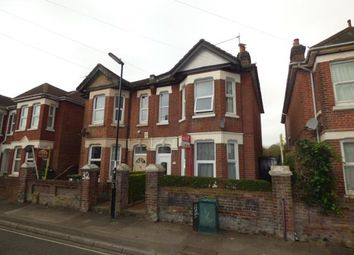 Thumbnail 5 bedroom semi-detached house for sale in Newcombe Road, Shirley, Southampton