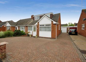 Thumbnail 3 bedroom semi-detached bungalow for sale in Hackleton Rise, Coleview, Swindon