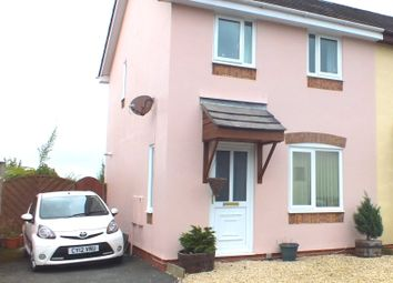 Thumbnail 2 bedroom semi-detached house for sale in Bartletts Well Road, Sageston, Tenby
