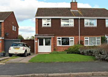 Thumbnail 3 bed semi-detached house for sale in Argyle Way, Bishops Tachbrook