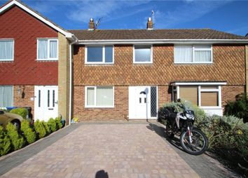 Thumbnail 3 bed terraced house for sale in Dankton Gardens, Lancing