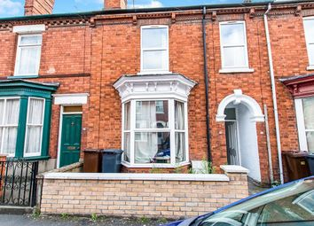 Thumbnail 3 bed terraced house to rent in Foster Street, Lincoln