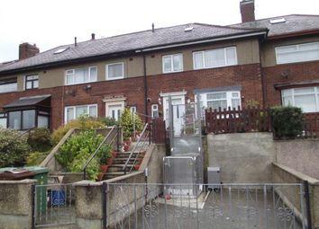 Thumbnail 4 bed terraced house for sale in Trem Elidir, Bangor, Gwynedd