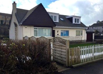 Thumbnail 4 bed detached house to rent in Burnlea Road, Largs, North Ayrshire