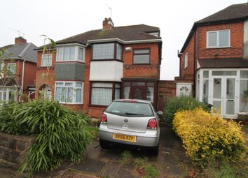 Thumbnail 4 bedroom semi-detached house to rent in Sandringham Road, Great Barr, Birmingham