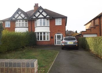 Thumbnail 4 bed semi-detached house to rent in Wollaton Road, Beeston