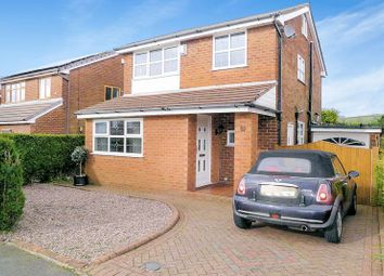 Thumbnail 3 bedroom detached house for sale in Green Bank, Harwood, Bolton
