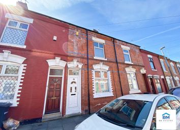 Thumbnail 2 bed terraced house for sale in Diseworth Street, Leicester