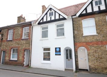 Thumbnail 2 bed end terrace house to rent in Moat Sole, Sandwich