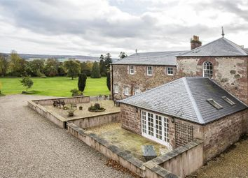 Thumbnail Town house for sale in The Clock House, 9 Arthurstone House, Meigle, Blairgowrie