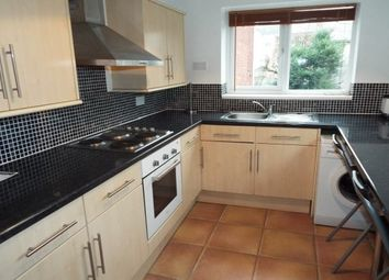 Thumbnail 2 bed flat to rent in Heath Terrace, Leamington Spa