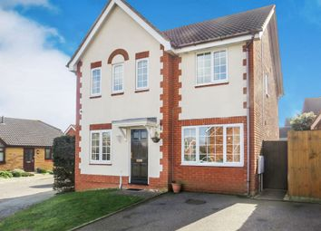 Thumbnail 4 bedroom detached house for sale in Durrant View, Kesgrave, Ipswich