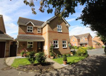 Thumbnail 4 bed detached house for sale in Hatherall Close, Stratton St. Margaret, Swindon