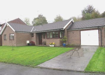Thumbnail 3 bed detached bungalow for sale in Elizabeth Close, Lewis Street, Pentre
