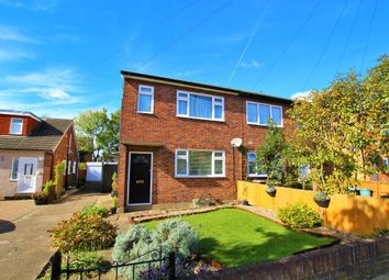 Thumbnail 1 bed flat for sale in Mount Pleasant Road, Romford, Essex