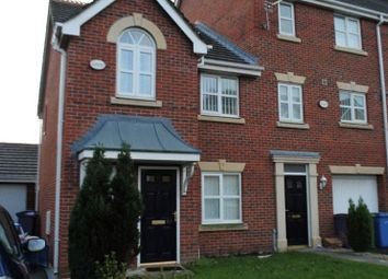 Thumbnail 3 bedroom town house for sale in Brigadier Drive, West Derby, Liverpool