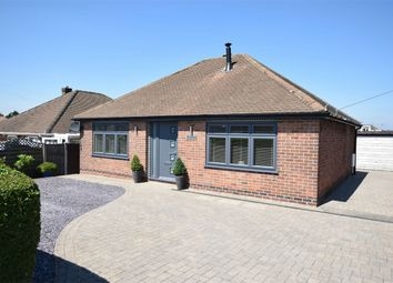 Thumbnail 2 bed detached bungalow for sale in Tor Avenue, Riddings, Alfreton, Derbyshire