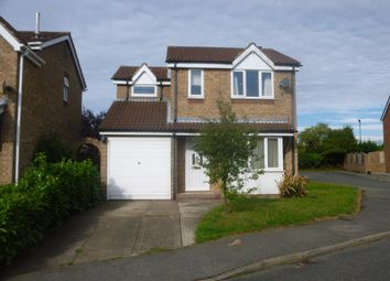 Thumbnail 3 bed detached house to rent in Sycamore Drive, Gainsborough