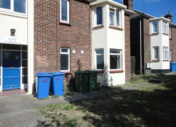 Thumbnail 1 bed flat for sale in New Road Minster On Sea, Sheerness Kent