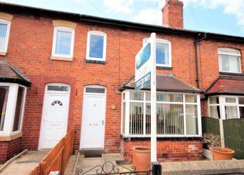 Thumbnail 3 bedroom terraced house for sale in Skelton Avenue, Leeds