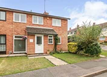 Thumbnail 3 bed semi-detached house for sale in Finchmoor, Harlow