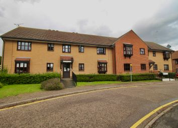 Thumbnail 2 bed flat for sale in Hilltop Close, Rayleigh