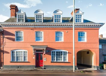 Thumbnail 1 bedroom flat for sale in Leat Street, Tiverton