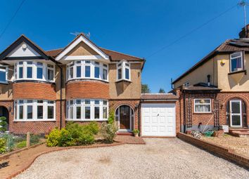Thumbnail 3 bed semi-detached house for sale in Bushey Mill Lane, North Bushey