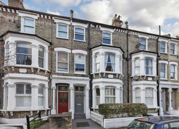Thumbnail 3 bed flat to rent in Almeric Road, London