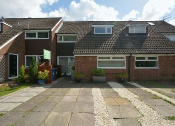Thumbnail 3 bed terraced house for sale in Eastleigh Road, Heald Green, Cheadle