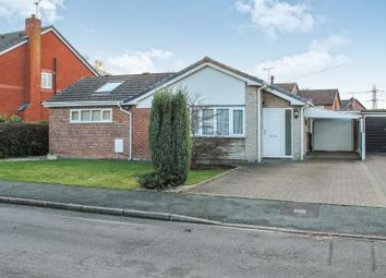 Thumbnail 3 bed bungalow for sale in Newtons Crescent, Sandbach