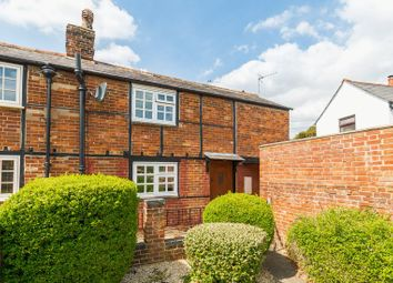 Thumbnail 1 bed end terrace house for sale in Church Road, Sandford-On-Thames, Oxford