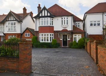 Thumbnail 4 bed property for sale in Argyle Road, London