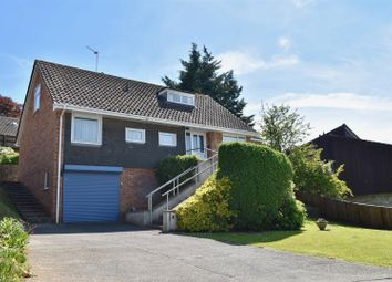 Thumbnail 3 bedroom detached bungalow for sale in Manor Close, Taunton
