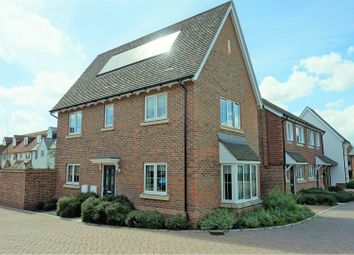 Thumbnail 3 bed detached house for sale in Shrubwood Close, Maidstone