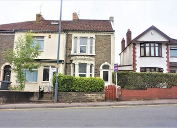 Thumbnail 2 bedroom end terrace house for sale in Downend Road, Kingswood