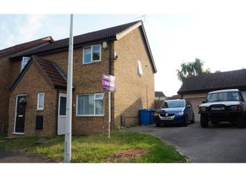 Thumbnail 2 bed end terrace house for sale in Hazebrouck Road, Faversham