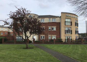 Thumbnail 2 bedroom flat for sale in Waterside Close, Wolverhampton