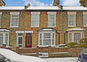Thumbnail 3 bed terraced house for sale in Neville Road, Forest Gate, London