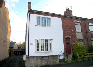Thumbnail 2 bedroom end terrace house for sale in Birchwood Lane, Somercotes, Alfreton