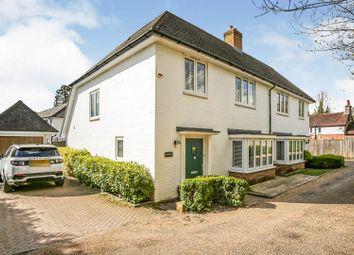 Main Road, Edenbridge TN8. 3 bed semi-detached house for sale