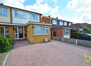 Thumbnail 4 bed semi-detached house for sale in Uplands Road, Benfleet