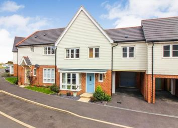 Thumbnail 3 bed terraced house for sale in Excalibur Road, Aylesbury, Buckinghamshire, England