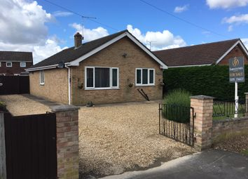 Thumbnail 3 bed bungalow for sale in Woodthorpe Avenue, Boston