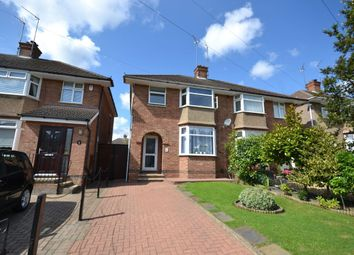 Thumbnail 3 bedroom semi-detached house for sale in Lyncrest Avenue, Duston, Northampton