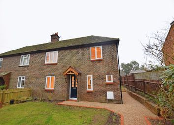 Thumbnail 3 bedroom semi-detached house for sale in Fermor Road, Crowborough