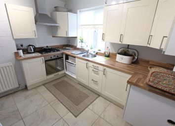 Thumbnail 2 bed semi-detached bungalow for sale in Cedar Road, Earl Shilton, Leicester